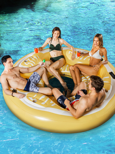 FLUID INFLATABLES