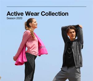 SPEEDO Active Wear Catalogue